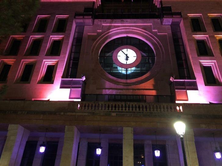 Albacete también se 'vistió' de violeta para condenar la violencia machista