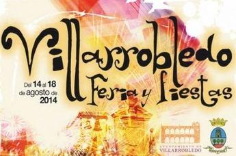 Programa de fiestas completo de las fiestas de Villarrobledo (aquí pdf descargable)