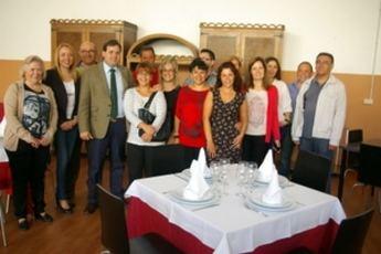 Primeros días del Taller de Empleo 'Operaciones auxiliares de restaurante y bar' de Almansa