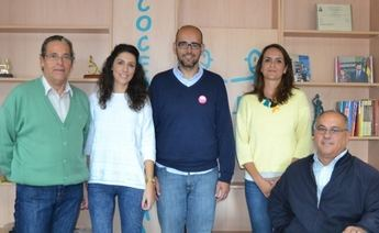 UPyD Albacete se reúne con la Asociación COCEMFE Albacete