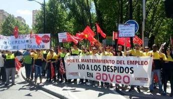 Los trabajadores de Adveo-España de Albacete se unen a la huelga convocada para este lunes y martes contra el ERE