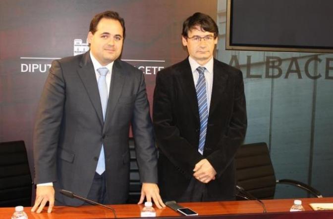 La Diputación de Albacete firma un convenio con OPA para fomenta el espíritu emprendedor entre estudiantes de FP y ESO