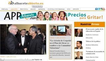 albaceteabierto.es nace para 'servir' a Albacete, la provincia y la región