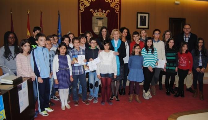 Los niños, protagonistas en el  IV Pleno Infantil Municipal por los Derechos de la Infancia