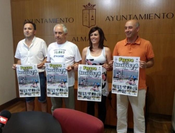 La Fiesta de la Bicicleta de Almansa se celebra el próximo domingo con la organización de la Peña El Cacho