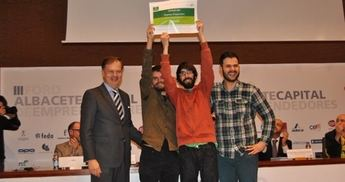 El proyecto GÖKOTTA ganador de la III Edición del Concurso de Proyectos Empresariales 'Albacete, Capital de Emprendedores 2014'