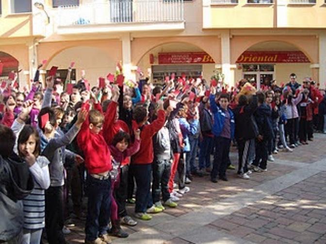 Actos del Centro de la Mujer de Casas Ibáñez con motivo del Día Internacional contra la violencia hacia las mujeres