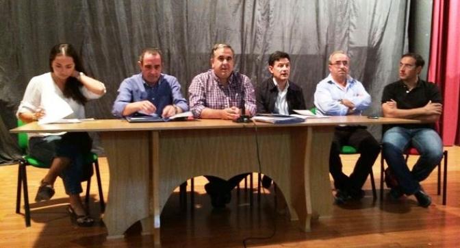 UPA CLM muestra su apoyo a regantes y usuarios de la masa de agua de Tobarra-Tedera-Pinilla