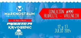Marenostrum Music Festival apuesta por artistas de nuestra región