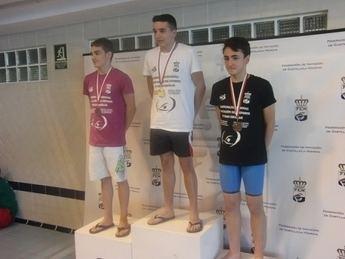 25 medallas en el Regional de natación del Deporte Base para la natación rodense