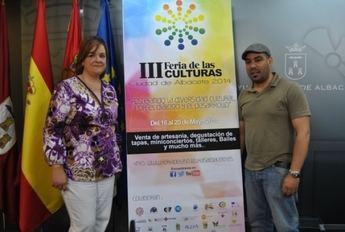 El Ayuntamiento presenta la III Feria de las Culturas 'Ciudad de Albacete'