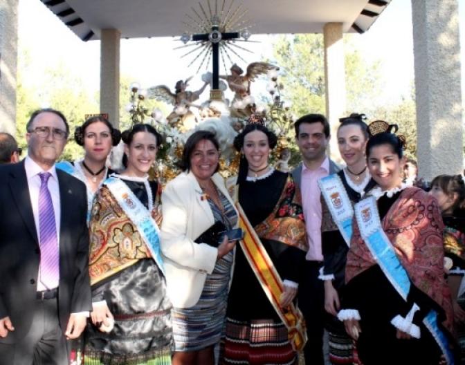 """Javier Cuenca anima a los jóvenes a """"respetar, cuidar y mantener las tradiciones como acervo cultural de Castilla-La Mancha"""""""