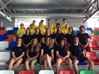 Buenos resultados de los equipos de CL-M en la Copa de España de Clubes de Natación