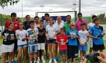 Termina el I Circuito juvenil de Tenis Asisa con la disputa del Máster del Tiro Pichón