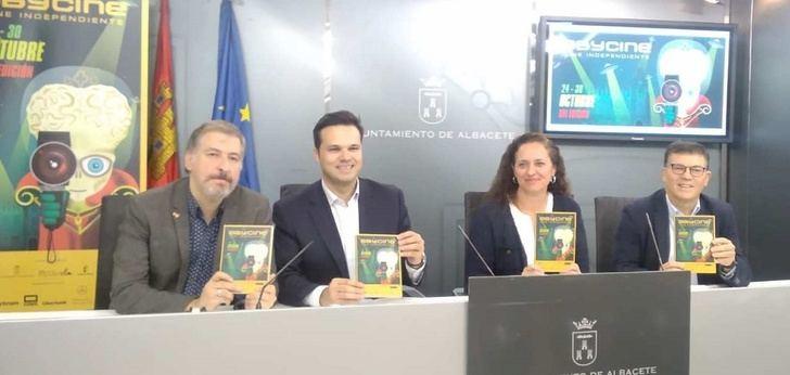 El Festival Internacional de cine de Albacete (Abycine) llega al final de su vigésimo primera edición acumulando nuevos éxitos