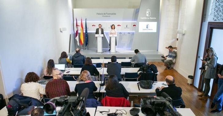 """Castilla-La Mancha afronta la legislatura de la """"consolidación y el fortalecimiento"""""""