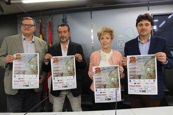 Albacete, en un fin de semana pleno de acontecimientos deportivas, sede del región júnior de baloncesto