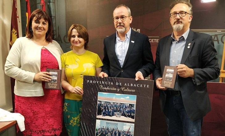 Las Bandas de Balazote y Aguas Nuevas protagonizan la serie 'Provincia de Albacete, Tradición y Cultura' que edita la Diputación