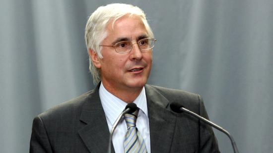 Barreda critica que PSOE no le avisara de su relevo en Diputación Permanente