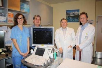 El Hospital de Toledo dispone de un ecógrafo de última generación