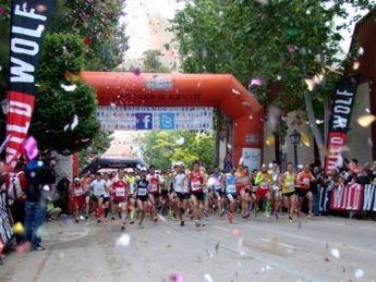 El XV Medio Maratón de Almansa acogerá este sábado a 2.800 atletas en la línea de salida