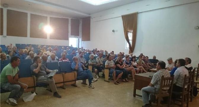 El Itap asesora a los regantes de Villaverde de Guadalimar y Vianos en la consolidación de sus derechos ante la Confederación Hidrográfica del Guadalquivir