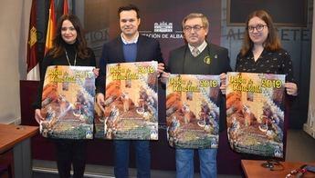 El Belén de Chinchilla de Montearagón celebra su 35 aniversario más de 1200 figuras repartidas en 65 metros de exposición