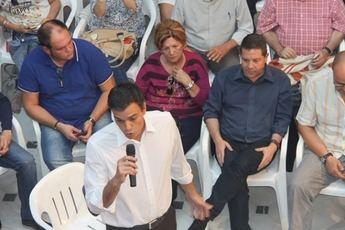 Pedro Sánchez, Page y Belinchón protagonizarán un acto público en Albacete el próximo lunes