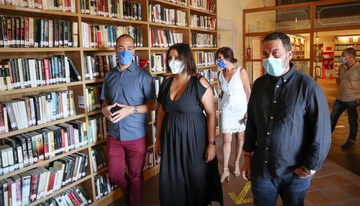 La Junta de Castilla-La Mancha destina 1,1 millones de euros en ayudas para el sostenimiento de las bibliotecas municipales