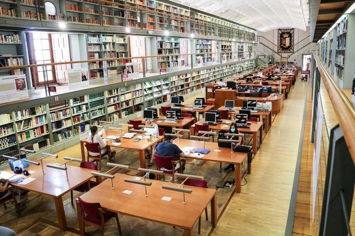 Amplían sus horarios las bibliotecas dependientes de la Junta de Castilla-La Mancha