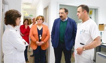 El Hospital deTomelloso integra un laboratorio de Investigación biomédica en su actividad científica