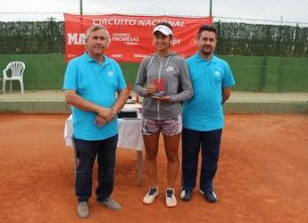 La rodense Blanca Cortijo llega a la final del Torneo Marca disputado en Albacete