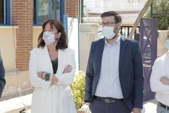 La Junta de Castilla-La Mancha apela al esfuerzo y la responsabilidad para iniciar el curso escolar de forma segura
