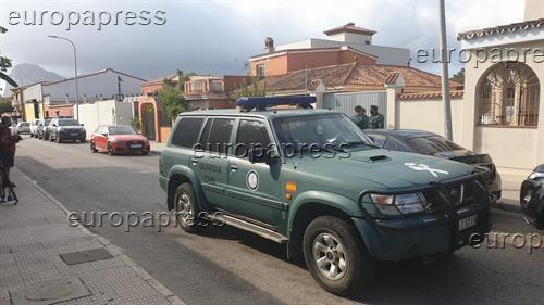 La Guardia Civil realiza una operación contra el blanqueo de capitales por droga en Cádiz, Málaga y Albacete