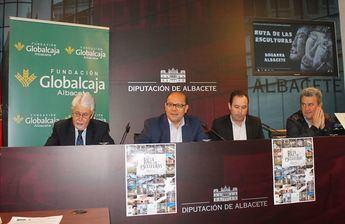 Bogarra transforma el arte como reclamo turístico con la VI edición de la Ruta de la Esculturas