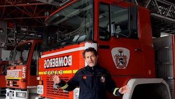 Los bomberos de Albacete formarán sobre autoprotección a cerca de 1.600 escolares en la 'Semana de la Prevención'