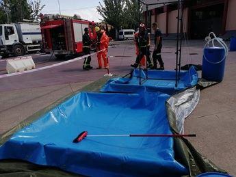 Los bomberos de Albacete contarán con un vehículo autoescala que alcanzará una altura de 32 metros