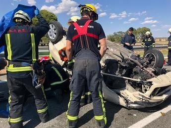 28 de los 93 fallecidos en accidente de tráfico en Castilla-La Mancha el año pasado fueron en Albacete