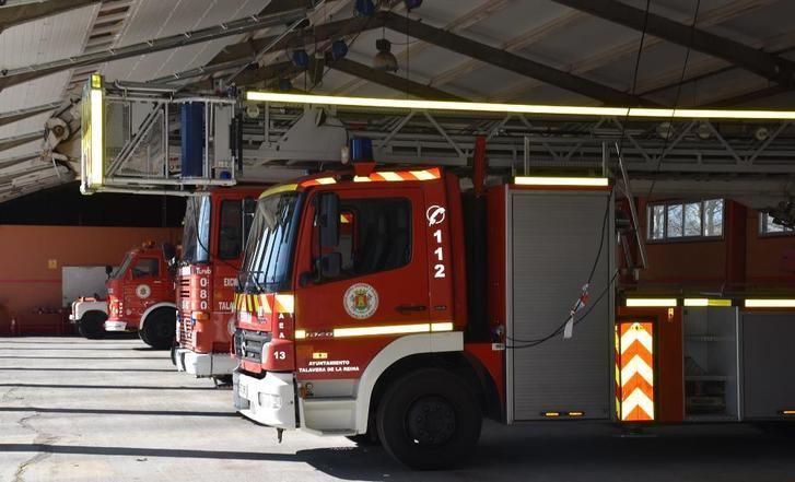 Mueren dos personas a consecuencia de un incendio en el interior de una vivienda de Talavera de la Reina