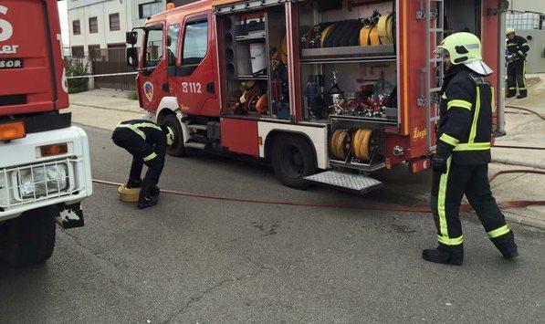 Un hombre de 87 años afectado por inhalación de humo al incendiarse el colchón de su habitación, en Hellín (Albacete)