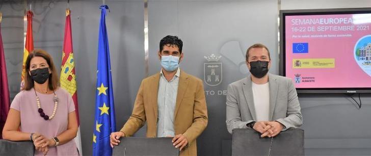 Los albaceteños que soliciten el bonobús en el punto de información de la Plaza del Altozano tendrán bonificación