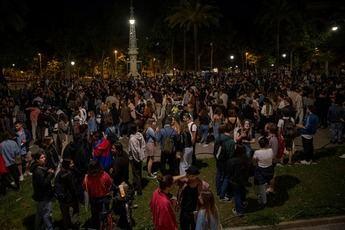 El 67% de españoles no está de acuerdo con que los jóvenes solo hayan pensado en hacer botellones en pandemia