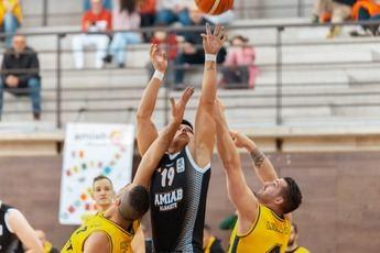 Doble victoria para el BSR Amiab Albacete en la primera jornada de la fase de clasificación de la Champions