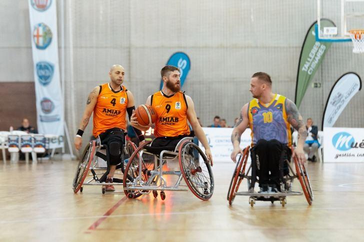 El BSR Amiab Albacete cerró con otra victoria su participación en la primera fase de la Champions