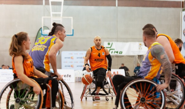 BSR Amiab Albacete y Fundación Grupo Norte abren la fase final de la Copa del Rey