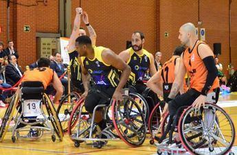 El BSR Amiab Albacete, pese a su gran partido, no pudo conquistar el título de Copa ante el Ilunion (58-65)