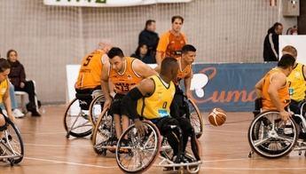 Duelo de invictos entre el BSR Amiab Albacete y el Mideba Extremadura en la máxima categoría de baloncesto en silla de ruedas