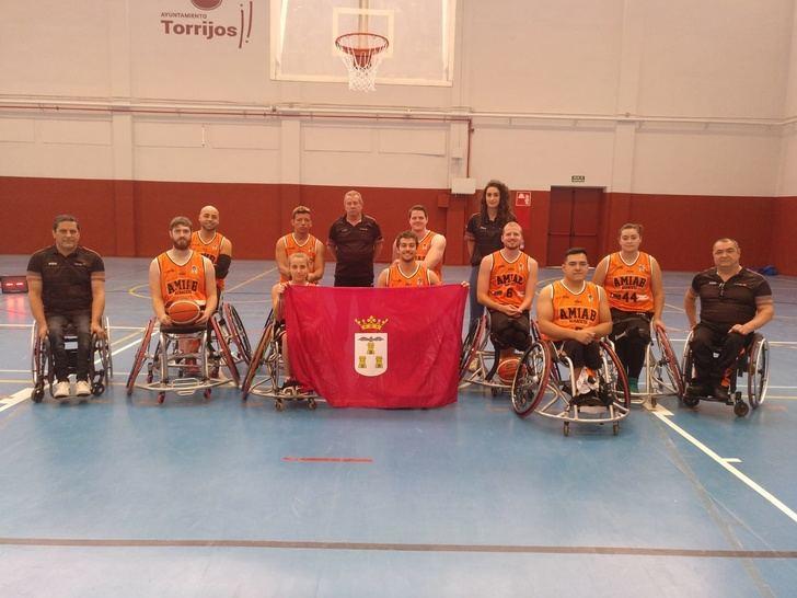 El BSR Amiab Albacete se proclamó campeón regional de baloncesto en silla de ruedas