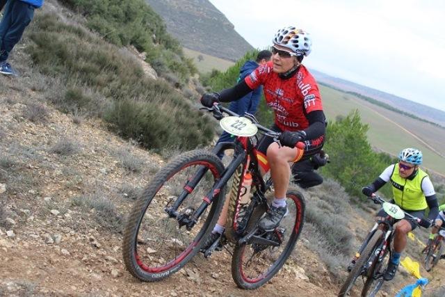 Bonete acoge una nueva prueba del Circuito Provincial de BTT de la Diputación de Albacete
