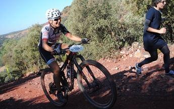 Ossa de Montiel y los paisajes de las Lagunas de Ruidera acogen el Circuito de BTT de la Diputación de Albacete